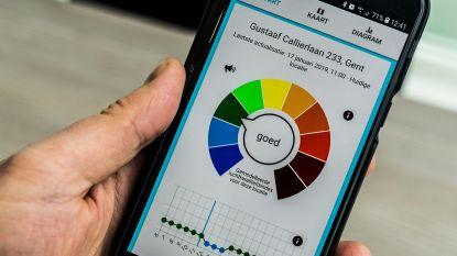Meet nu gratis de luchtkwaliteit in je straat met nieuwe app