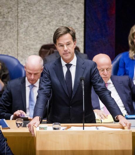 Rutte voelt weinig voor 'postcodeplan' Dijkhoff