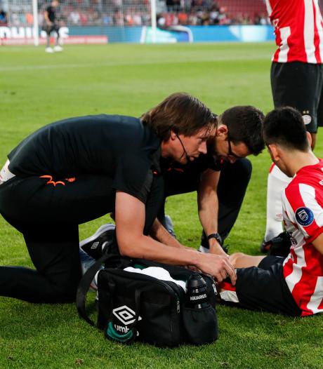 Boscagli sluit aan bij PSV, geen grote zorgen om Lozano
