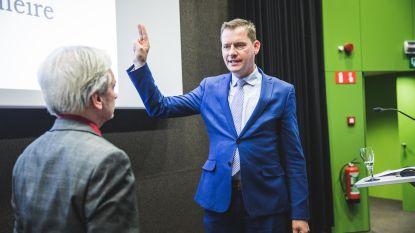 Burgemeester Tony Vermeire gaat donderdagavond weer live met zijn Lievegemnaren