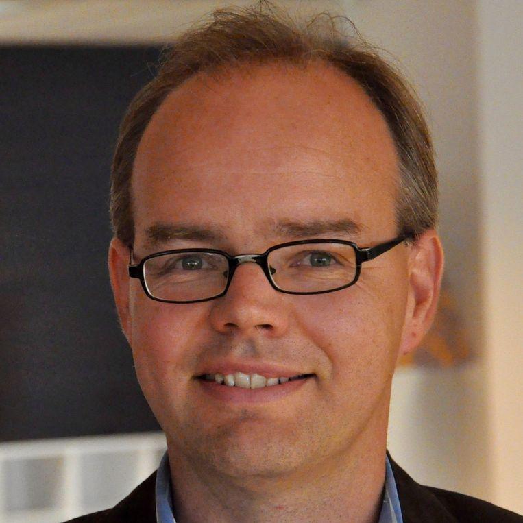 Job van Exel Beeld Henk Brandsma