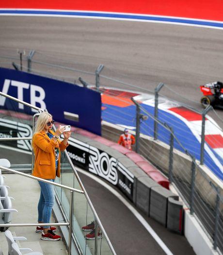 Verstappen wil Mercedes in Rusland pijn doen: 'Focus op eigen race'