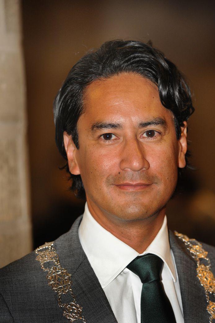 Burgemeester Bergmann van Middelburg