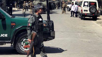 Minstens 22 doden bij zelfmoordaanslagen in Kaboel