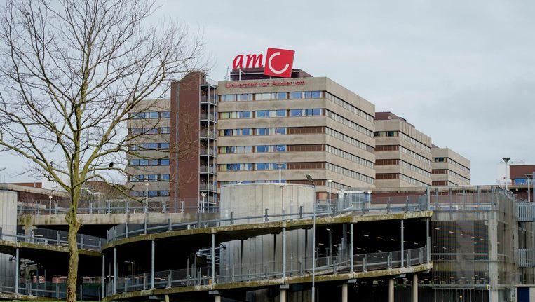 Het AMC in Zuidoost Beeld anp