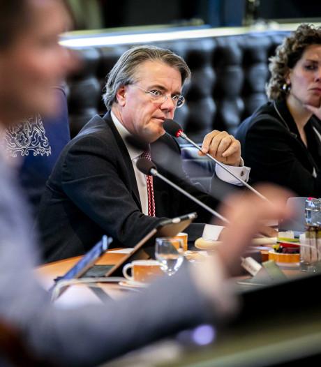 Van de Donk praat snel met Sint Anthonis na opstappen burgemeester Sijbers