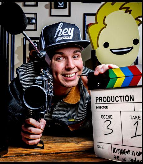 YouTuber Dylan Haegens supertrots op zijn eerste bioscoopfilm