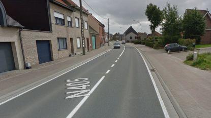 AWV start maandag met asfalteringswerken op Steenweg (N405)