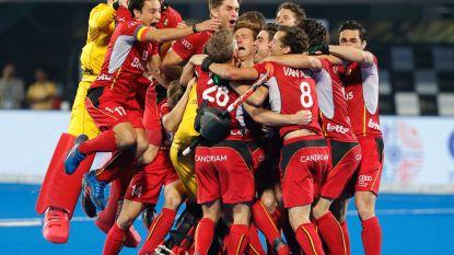 WERELDKAMPIOEN! Dit zijn de Red Lions die ons land eerste wereldtitel in het hockey schonken, met doelman Vanasch als absolute ster van de shoot-outs