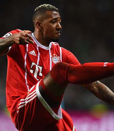 Boateng maakt rentree in de basis bij Bayern
