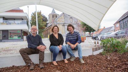 Groen Gooik vraagt gemeente verder te gaan met herinrichting dorpsplein (en denkt aan bouwregels voor het centrum)