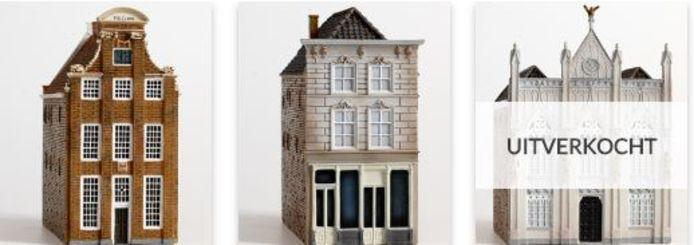 Het Zwanenbroedershuis is populair en al uitverkocht.