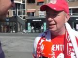 Eerste fans staan al klaar in Enschede