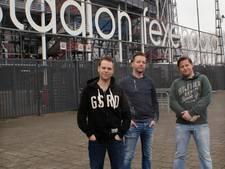 Utrechter schrijft boek over Feyenoord: 'Die liefde verandert nooit'