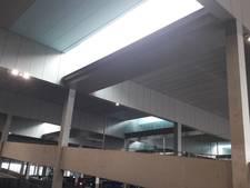 Station Breda afgesloten door storm, vrees voor vallende glasplaten