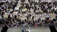 Hongkong verbiedt demonstraties op luchthaven