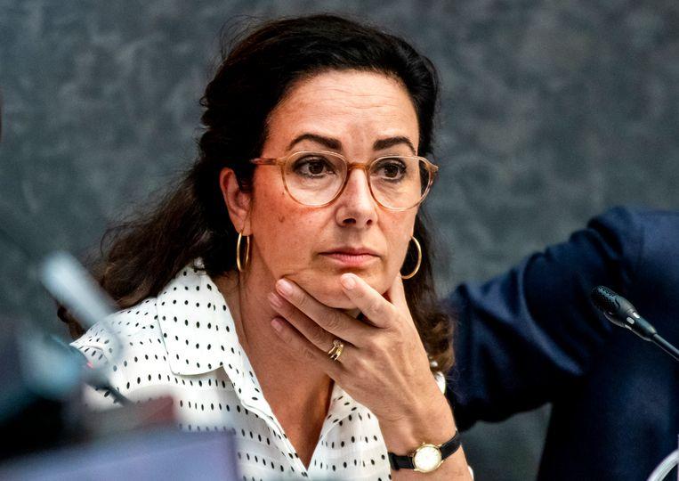 Burgemeester Femke Halsema.  Beeld Remko de Waal/ANP