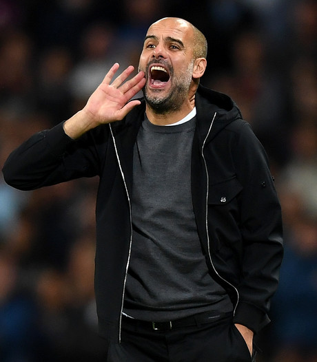 Guardiola ziet 'perfect' Manchester City tegen Napoli