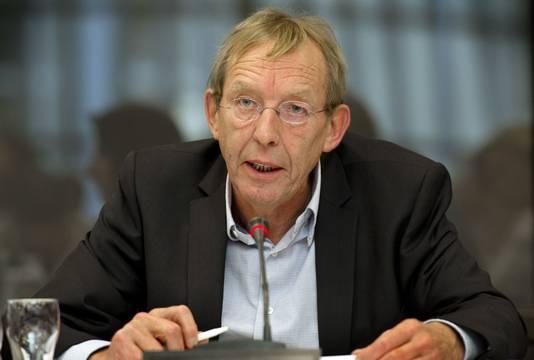 SP-Kamerlid Paul Ulenbelt.
