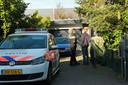 Bij een overval op een woning in Helmond vielen geen gewonden.