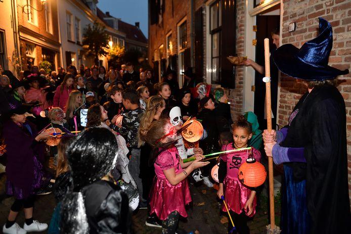 Halloween wint aan populariteit in de regio Amersfoort. In 2017 werd een optocht gehouden door de Amersfoortse binnenstad.