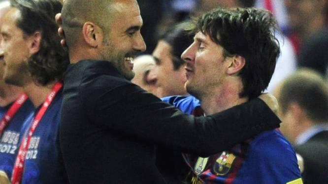 Contractverlenging met één doel: worden Guardiola en Messi straks eindelijk herenigd bij Manchester City?