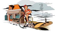 Beat the lockdown: 5 tips van Greg Van Avermaet voor de eenzame fietser