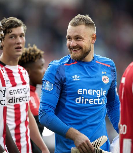 Zoet is goud waard voor ingedut PSV