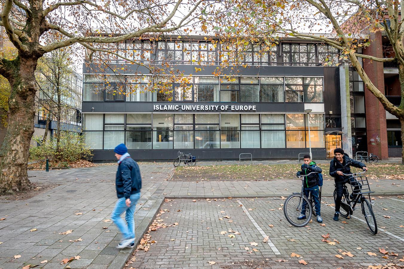 Islamitische Universiteit van Europa.