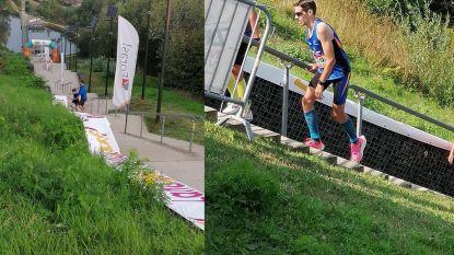 """Andy eindigt derde tijdens zwaarste marathon van Nederland: """"22.000 trappen, 3.200 hoogtemeters en een straf verhaal rijker"""""""