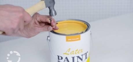 Alle klussers opgelet: zo verf je een muur (met zeven schildertips)