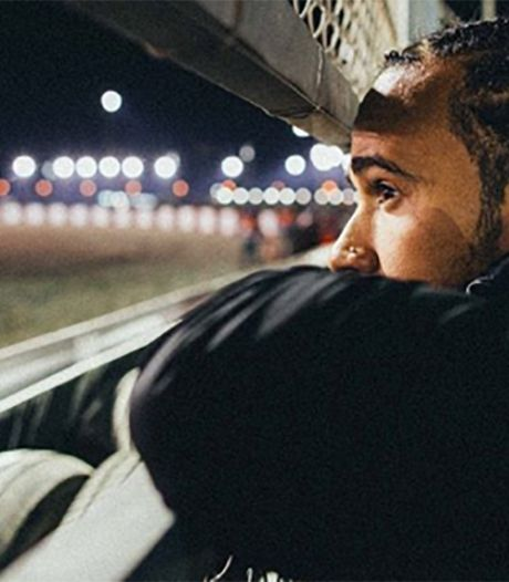 """Lewis Hamilton se prépare pour ne pas être """"rouillé"""""""