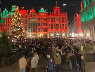 """Bezorgdheid en kwaadheid over drukte in Brussel: """"Hoe is dat toch mogelijk? Doe dat nu toch eens goed"""""""