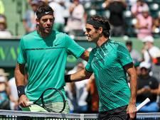 Federer met sterk optreden verder in Miami