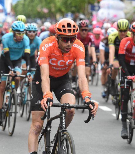 Ten Dam geniet van 'vrije rol' in de Giro