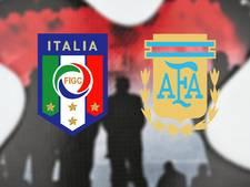Italië - Argentinië