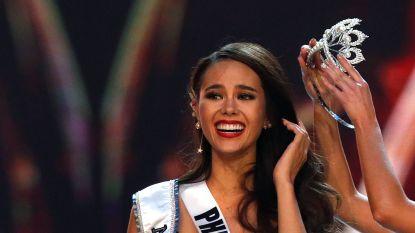 'Miss Universe 2018' komt uit de Filipijnen