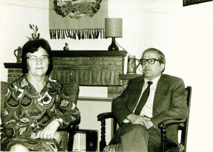 Harry en Mia Gielen.