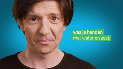 Vlaamse zenders en hun gezichten verenigen zich tegen corona