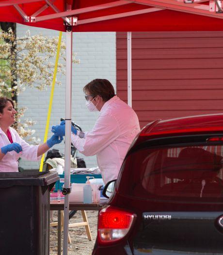 Veel minder positieve coronatesten in Achterhoek; wel 12 streekgenoten overleden