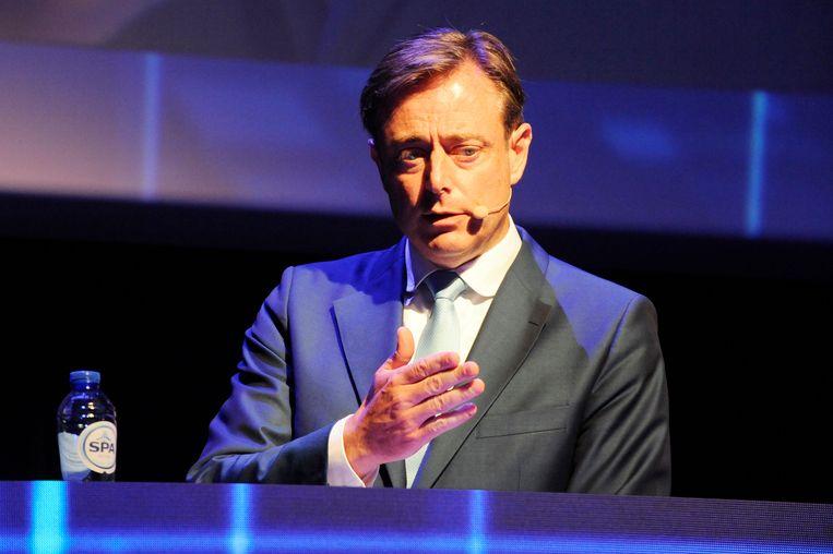 Politiek debat Agoria met Bart De Wever