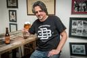 Bram Van Mullem van Bram's Brewery brouwt onder andere de Roeselaarse tripel.