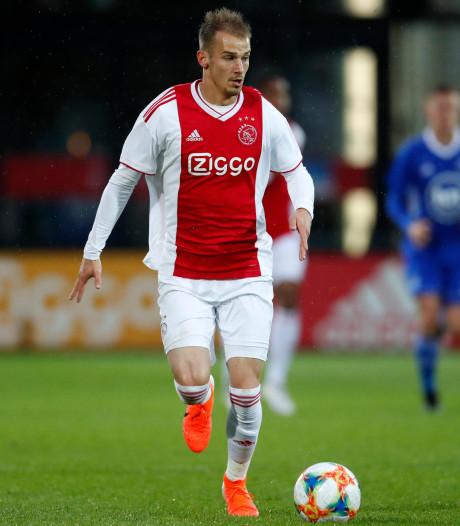 Ajax-aanvaller Cerny op weg naar FC Utrecht