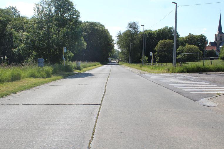 De Bodegemstraat in Sint-Martens-Bodegem wordt volledig heraangelegd.