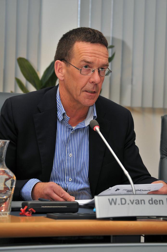 Wethouder Wout van den Berg (VVD)