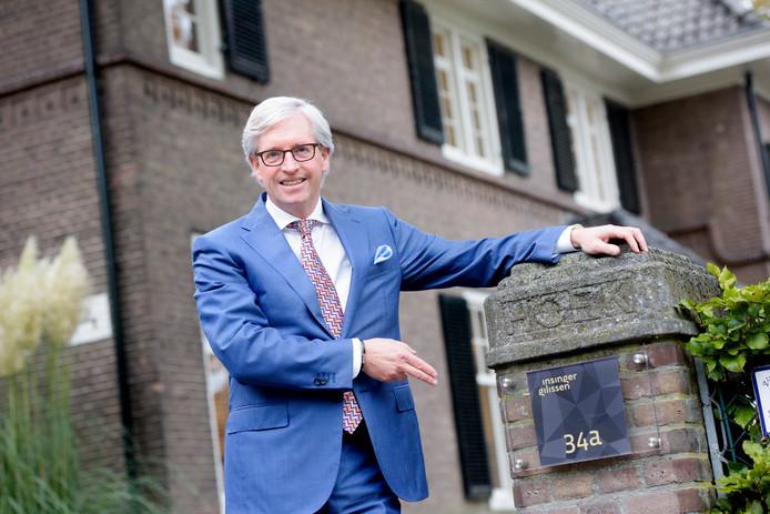 Bart Schellekens: groei afgelopen jaren is bestaansrecht van Insinger Gilissen in Eindhoven.