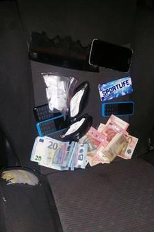 Mogelijke drugshandelaar in Montfoort opgepakt