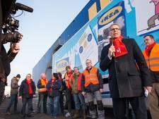 FNV doet aangifte wegens vermeende uitbuiting Ikea-chauffeurs