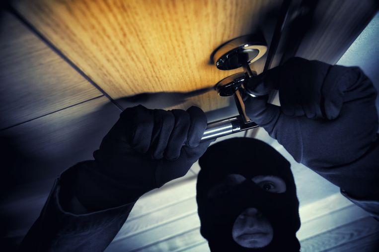 Inbrekers slaan wel vaker toe op Kerstmis, wanneer veel mensen van huis zijn.