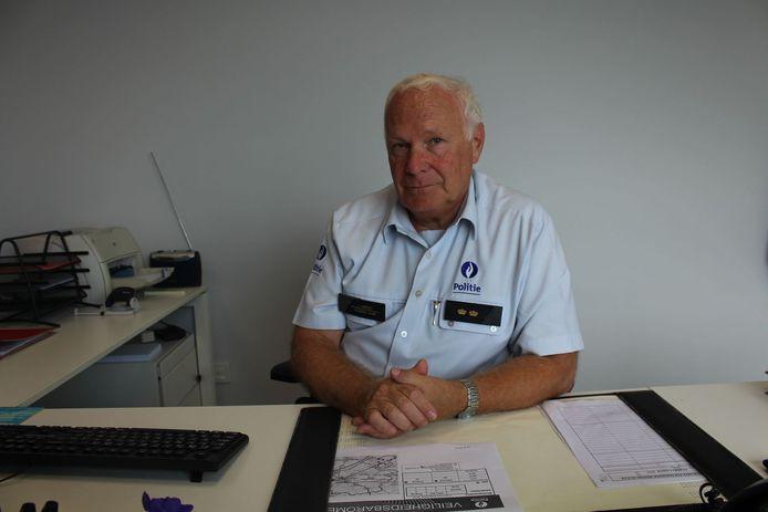 Jos Lannoo, politiecommissaris bij het korps van Deinze, gaat op 1 september met pensioen.
